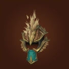 Crafted Malevolent Gladiator's Ironskin Helm, Crafted Malevolent Gladiator's Copperskin Helm Model