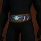 Belt of the Black Eagle Model