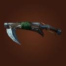 Bladefist Gun, Flintlocke's Chuckshooter Model