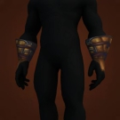 Dreadful Gladiator's Chain Gauntlets, Crafted Dreadful Gladiator's Chain Gauntlets Model