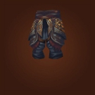 Crafted Dreadful Gladiator's Chain Leggings Model