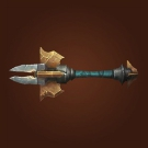 Cudgel of the Son of Goramal, Blackfire Scepter Model
