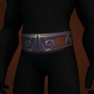 Bindburner Belt, Razor-Sharp Scorpid Belt, Razor-Sharp Scorpid Belt Model