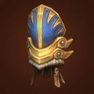 Tyrannical Gladiator's Mooncloth Helm, Tyrannical Gladiator's Satin Hood Model