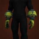 Heavy Lamellar Gauntlets Model