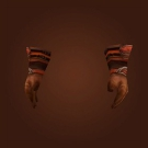 Toughened Silithid Hide Gloves, Inferno Hardened Gloves Model