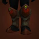 Tukka-Tuk's Hairy Boots, Crab-Leather Tabi, Troll-Toe Tabi, Cranefeather Boots Model