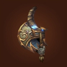 Crafted Dreadful Gladiator's Mooncloth Mantle, Crafted Dreadful Gladiator's Satin Mantle Model