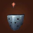 Deadly Gladiator's Leather Helm Model