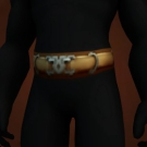 Khan'aish Girdle, Shattered Hand Belt Model