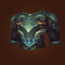 Icy Blood Chestplate, Icy Blood Chestplate, Icy Blood Chestplate Model