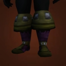 Shadoweave Boots, Highborne Footpads Model