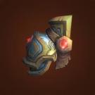 Relentless Gladiator's Scaled Shoulders, Relentless Gladiator's Ornamented Spaulders, Titan-Forged Shoulderplates of Salvation Model