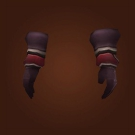 Mooncloth Mitts, Satin Gloves Model