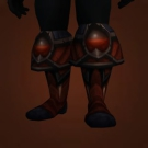Black Featherlight Boots Model