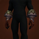 Gloves of the Faceless Shroud Model