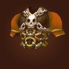 Laughing Skull Battle-Harness Model