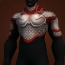 Wrathfin Armor Model
