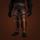Cataclysm Legguards, Cataclysm Leggings, Cataclysm Legplates Model