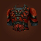 Gladiator's Dragonhide Tunic, Gladiator's Wyrmhide Tunic, Gladiator's Kodohide Tunic Model
