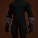 Shadow-Cleanser Bracers, Sparkmail Wristguards, Bracers of Razor Fletching, Elementium Scale Bracers, Eradicator's Bracers, Bracers of Some Consequence, Elementium Scale Bracers, Elementium Scale Bracers Model