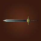 Gladiator Greatblade Model