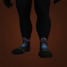 Boots of Fungoid Growth, Treads of Sordid Screams Model