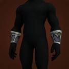 Runed Golem Shackles, Sha'tari Wrought Armguards Model
