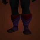 Striker's Footguards, Inferno Forged Boots Model