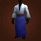 Journeyman's Robe Model