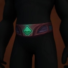 Band of the One Hundred and One, Belt of Mystical Betrayal, Truth-Seeker Belt, Triple-Loop Belt Model