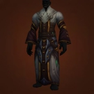 Grievous Gladiator's Silk Robe, Grievous Gladiator's Silk Robe, Prideful Gladiator's Silk Robe Model