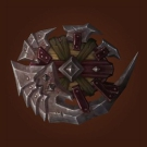 Crafted Malevolent Gladiator's Shield Wall Model