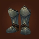 Ghost-Forged Boots, Blackfooted Greatboots, Jinyu-Forged Sabatons, Contender's Spirit Boots, Glintrok Sollerets, Barreldodger Boots, Mogu-Wrought Sabatons, Glintrok Sollerets, Yaungolian Sabatons, Lightning Pillar Sabatons Model