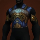 Tyrannical Gladiator's Dragonhide Robes, Tyrannical Gladiator's Kodohide Robes, Tyrannical Gladiator's Wyrmhide Robes Model