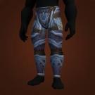 Wrathful Gladiator's Ornamented Legplates, Wrathful Gladiator's Scaled Legguards Model