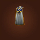 Mantle of Stormwind, Cape of Stormwind, Shroud of Stormwind Model