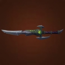Glovaal's Choppink Svord, Poisonfire Greatsword, Captain Verne's Splitter, Nethergarde Greatsword Model