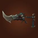 Grievous Gladiator's Mageblade, Prideful Gladiator's Mageblade Model