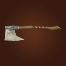 Windcaller Hatchet Model