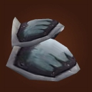 Supple Shadowcraft Spaulders, Stained Shadowcraft Spaulders, Demon Hide Spaulders, Talbuk Hide Spaulders Model