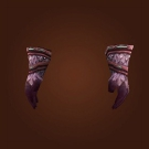 Netherstalker Gloves, Skettis Gauntlets Model