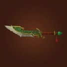 Polished Greatsword, Faded Forest Greatsword, Sword of the Lone Victor, Shomi's Greatsword, Inlaid Greatsword Model