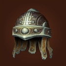 Blackthicket Helm, Deepwoods Helm Model
