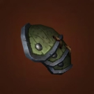 Krom'gar Champion's Leather Shoulderguard, Green Whelp Shoulderguard, Green Whelp Shoulderguard, Burden of Time, Burden of Time Model