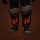 Replica Blood Guard's Dreadweave Boots, Replica Blood Guard's Dreadweave Walkers Model