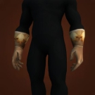 Cenarion Gloves Model