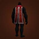 Feral Cloak, War Blood Cloak, Heart Wrapper, Battle Healer's Cloak, Battle Healer's Cloak, Wolf Rider's Cloak, Battle Healer's Cloak, Boulderfist Cloak Model