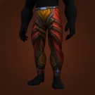 Vengeful Gladiator's Silk Trousers Model