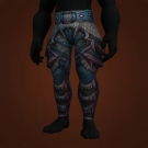 Leggings of the Unseen Path Model